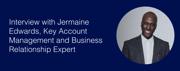 Jermaine Edwards Interview   Key Account Management   kapta.com