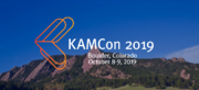 Get Ready for KAMCon 2019!