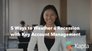 5 Ways to Weather a Recession with Key Account Management