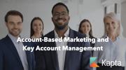 Account Based Marketing & Key Account Management | Kapta.com