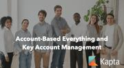 Everything about Account Based Management | kapta.com