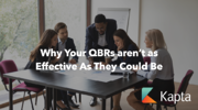 Why Your QBRs aren't as Effective As They Could Be
