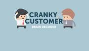 Account Management Infographic Cranky Customer | Kapta